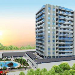 Excelentes apartamentos no Kreta Residence